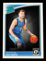 Luka Doncic 2018-19 Donruss Optic #177 RR RC at PristineAuction.com