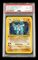 Machamp 1999 Pokemon Base 1st Edition #8 Holo (PSA 6) at PristineAuction.com