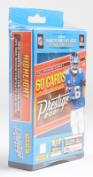 2021 Panini Prestige Football Hanger Box with (60) Cards at PristineAuction.com