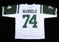 Nick Mangold Signed Jersey (Beckett Hologram) at PristineAuction.com