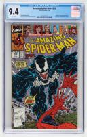 "1990 ""Amazing Spider-Man"" Issue #332 Marvel Comic Book (CGC 9.4) at PristineAuction.com"