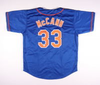James McCann Signed Jersey (Beckett COA) at PristineAuction.com