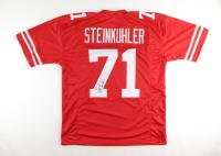 Dean Steinkuhler Signed Jersey (JSA COA) (See Description) at PristineAuction.com
