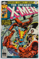"""1980 """"The Uncanny X-Men"""" Issue #129B Marvel Comic Book at PristineAuction.com"""
