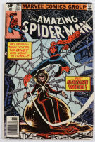 """1980 """"The Amazing Spider-Man"""" Issue #210 Marvel Comic Book at PristineAuction.com"""