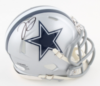 Trevon Diggs Signed Cowboys Speed Mini Helmet (JSA COA) (See Description) at PristineAuction.com