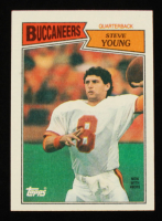 Steve Young 1987 Topps #384 at PristineAuction.com