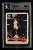 Michael Jordan 1992-93 Upper Deck McDonald's #P5 (BGS 8.5) at PristineAuction.com