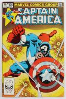 "1982 ""Captain America"" Issue #275 Marvel Comic Book at PristineAuction.com"