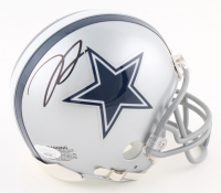 Trevon Diggs Signed Cowboys Mini Helmet (JSA COA) at PristineAuction.com