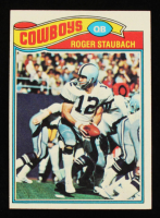 Roger Staubach 1977 Topps #45 at PristineAuction.com