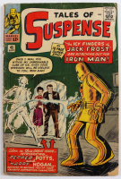 """1963 """"Tales of Suspense"""" Issue #45 Marvel Comic Book at PristineAuction.com"""