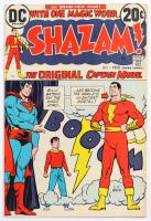 "1973 ""Shazam!"" Issue #1 DC Comic Book at PristineAuction.com"
