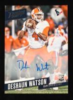 Deshaun Watson 2017 Prestige Rookie Autographs #213 RC at PristineAuction.com