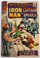 """1966 """"Tales of Suspense"""" Issue #75 Marvel Comic Book at PristineAuction.com"""