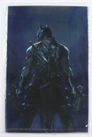 """2019 """"Batman Who Laughs: The Grim Knight"""" Issue #1CON Convention Cover Variant Exclusive DC Comic Book at PristineAuction.com"""