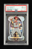 Mike Trout 2019 Bowman Chrome Bowman Sterling Continuity #BS20 (PSA 10) at PristineAuction.com