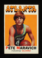 Pete Maravich 1971-72 Topps #55 DP at PristineAuction.com
