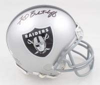 Fred Biletnikoff Signed Raiders Mini Helmet (Beckett COA) at PristineAuction.com