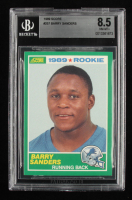 Barry Sanders 1989 Score #257 RC (BGS 8.5) at PristineAuction.com