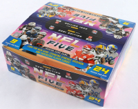 2021 Panini NFL Five Box With (24) Packs at PristineAuction.com