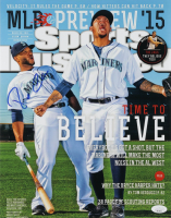 Robinson Cano Signed Mariners Sports Illustrated 11x14 Cover Photo (JSA COA) at PristineAuction.com