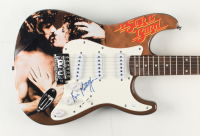 "Kris Kristofferson Signed ""A Star Is Born"" Huntington 39"" Electric Guitar (JSA COA) at PristineAuction.com"