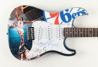 """Julius """"Dr. J"""" Erving Signed """"76ers"""" Huntington 39"""" Electric Guitar (JSA COA) at PristineAuction.com"""