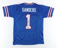 Emmanuel Sanders Signed Jersey (Beckett Hologram) (See Description) at PristineAuction.com