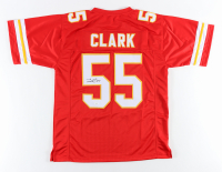 Frank Clark Signed Jersey (JSA COA) at PristineAuction.com