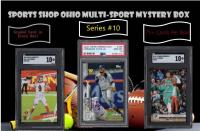 SportsShopOhio Multi-Sport Mystery Box Series 10 at PristineAuction.com