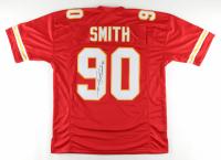 Neil Smith Signed Jersey (JSA COA) at PristineAuction.com