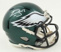 Darius Slay Signed Eagles Speed Mini Helmet (Beckett Hologram) at PristineAuction.com