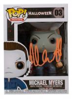 "Nick Castle Signed ""Halloween"" #03 Michael Myers Funko Pop! Vinyl Figure (JSA COA) at PristineAuction.com"