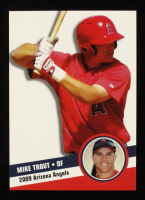 Mike Trout 2009 Diamond Prospects RC at PristineAuction.com