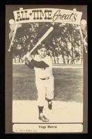 "1973 Yogi Berra ""All Time Greats"" New York Yankees Postcard at PristineAuction.com"