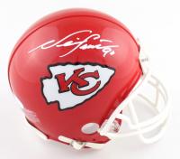 Neil Smith Signed Chiefs Mini Helmet (JSA COA) at PristineAuction.com