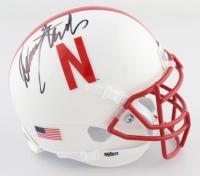 Dean Steinkuhler Signed Nebraska Cornhuskers Mini Helmet (JSA COA) at PristineAuction.com