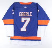 Jordan Eberle Signed Jersey (JSA COA) at PristineAuction.com