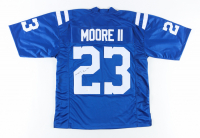 Kenny Moore Signed Jersey (JSA COA) at PristineAuction.com