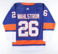 Oliver Wahlstrom Signed Jersey (JSA COA) (See Description) at PristineAuction.com