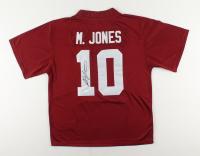 Mac Jones Signed Jersey (JSA COA) at PristineAuction.com