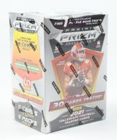 2021 Panini Prizm Draft Picks Football Blaster Box with (6) Packs at PristineAuction.com