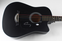 """Corey Taylor Signed 39"""" Acoustic Guitar (Beckett COA) at PristineAuction.com"""