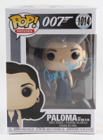 """Ana De Armas Signed """"007"""" #1014 Paloma Funko Pop! Vinyl Figure (Beckett Hologram) at PristineAuction.com"""
