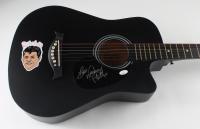 "Lou Diamond Phillips Signed ""La Bamba"" 39"" Acoustic Guitar (JSA COA) at PristineAuction.com"