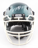 Michael Vick Signed Full-Size Authentic On-Field Hydro-Dipped Speed Helmet (JSA Hologram) (See Description) at PristineAuction.com