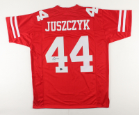Kyle Juszczyk Signed Jersey (Beckett Hologram) at PristineAuction.com