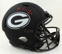 JT Daniels Signed Georgia Bulldogs Full-Size Eclipse Alternate Speed Helmet (JSA COA & Daniels Hologram) at PristineAuction.com