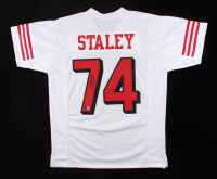 Joe Staley Signed Jersey (Beckett Hologram) at PristineAuction.com